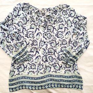 Lucky brand blouse, M